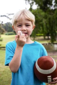 sports asthma